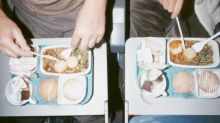 After a century of inflight meals, our trays are yet to soar
