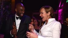 Celebrities let loose at Oscars after-parties