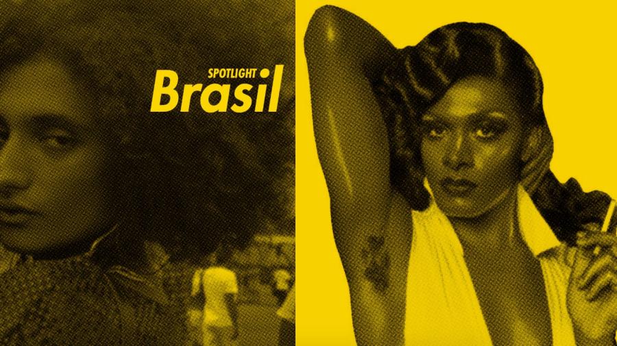 Gucci discute causa transgênero no Brasil