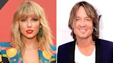 Watch Keith Urban 'Fully Winging' Cover of Taylor Swift's 'Lover' — Which She Called 'Flawless'