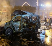 Twin bombing outside Istanbul soccer stadium kills 29, wounds 166