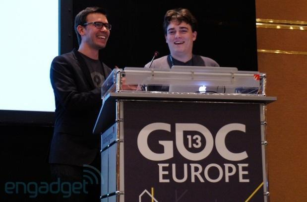Oculus Rift's Palmer Luckey and Nate Mitchell talk VR as a platform, the new Share program