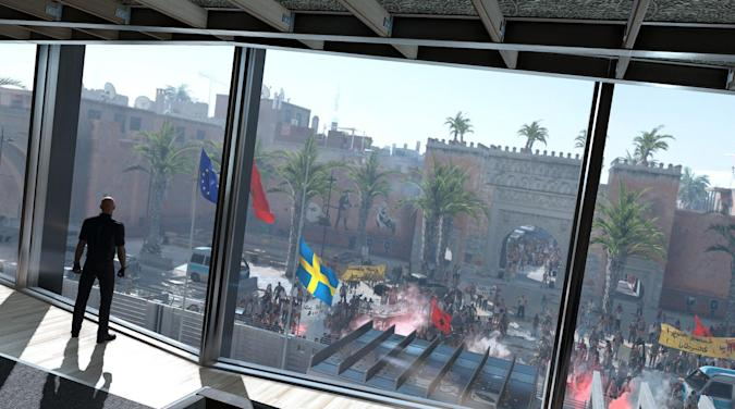 'Hitman' will take you to Morocco on May 31st