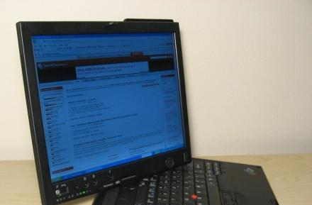 Lenovo's X60 Tablet PC reviewed