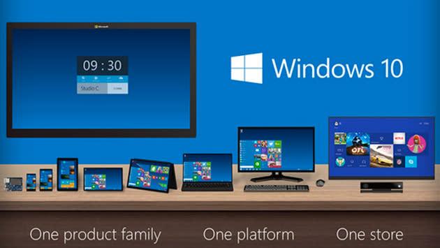 Fünf Dinge, auf die man sich mit Windows 10 freuen kann