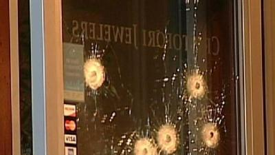 Shots Fired In Attempted Jewelry Store Heist