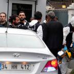 Turkish investigators enter Saudi consul's Istanbul residence