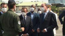Jean Castex est arrivé en Guyane, où l'épidémie de coronavirus s'aggrave