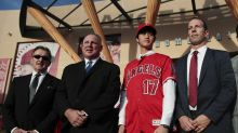 Mike Scioscia plans to get creative in his use of Shohei Ohtani