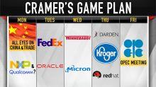 Cramer's game plan: Curb your enthusiasm as trade debacle escalates