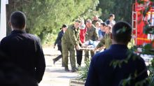 Attack on school in Crimea kills at least 17