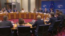 Facebook face-off - EU gets little news from Zuckerberg