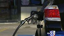 What's behind the sticker shock at gas pumps?