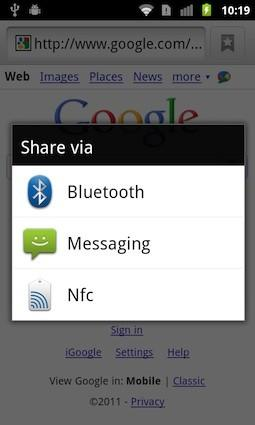 Stanford researchers demo social NFC applications on the Nexus S
