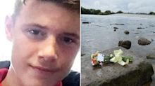 Schoolboy, 12, who 'died rescuing friends from river' hailed as a hero