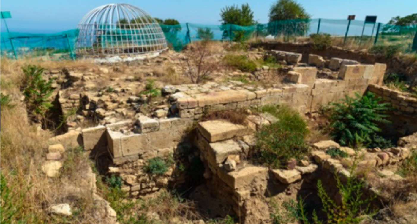 Unbelievable discovery found in ancient city baffles scientists