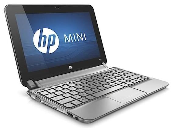 HP Mini 210 and Mini 5103 officially announced with dual-core Atom power