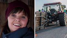 Bride-to-be dies in tragic tractor accident during hen party