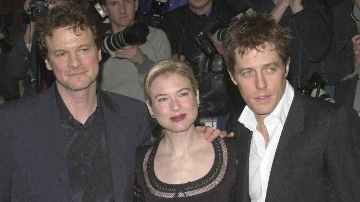 Bridget Jones's Diary star on why Jim Carrey was present for famous fight scene