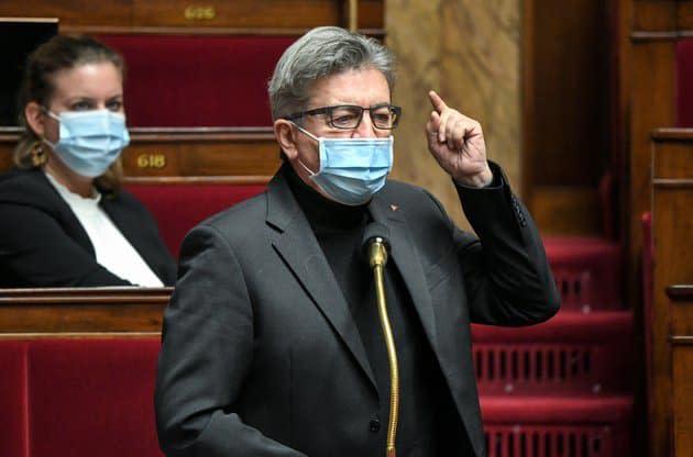 """La France insoumise présente son """"plan d'alternative au confinement"""""""