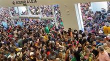 Loja da Havan que atraiu multidão é fechada pela secretaria de Saúde do Pará