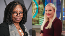 Whoopi Goldberg calls out Meghan McCain in tense standoff on 'The View:' 'I'm not trying to cut you off'