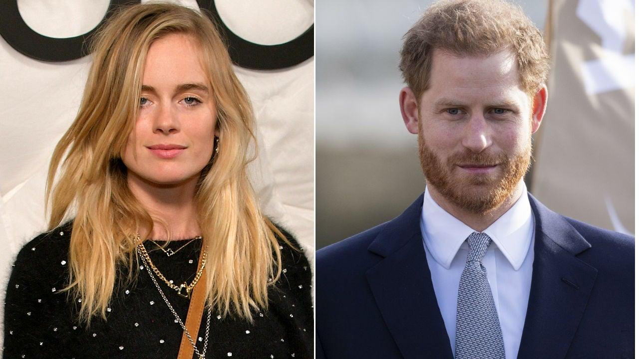 Why Prince Harry S Ex Cressida Bonas Won T Comment On Meghan Markle