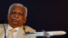 Jet Airways founder Naresh Goyal and wife stopped from leaving India - airport official