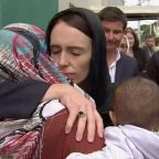 New Zealand attacks: Jacinda Ardern meets families at mosque as death toll of Christchurch massacre rises to 50