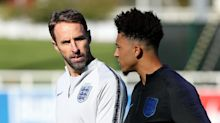 Gareth Southgate impressed by Jadon Sancho's maturity at an uncertain time