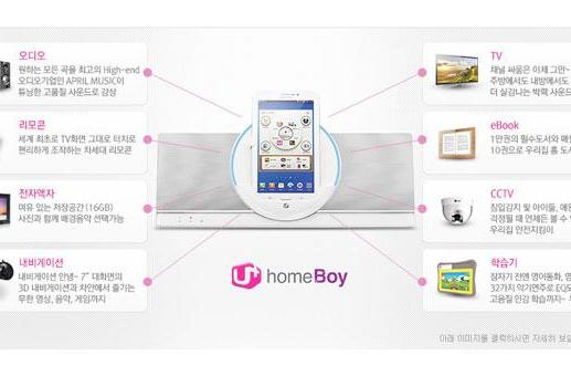 Galaxy Tab 3 gets rebranded as 'Homeboy' for launch on LG's Korean mobile network