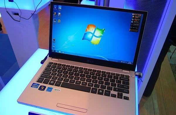 LG P220 ultraportable hands-on at Computex 2011 (video)