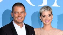Katy Perry shares first photo after giving birth to a baby girl