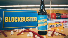 Blockbuster creates a beer with 'hints of nostalgia' to honor its last store