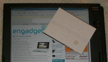 Hands-on with the CES 2008 RFID badge