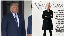 Advice Columnist Details Alleged Rape By Trump In 1990s