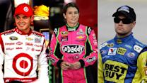 Then vs. Now: Sprint Cup rookies look for wins