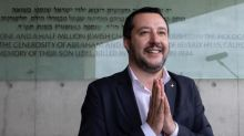 "Netanyahu recibe al ministro ultraderechista Salvini como ""amigo de Israel"""