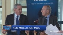 Moelis & Company CEO: Election result was perfect for M&A