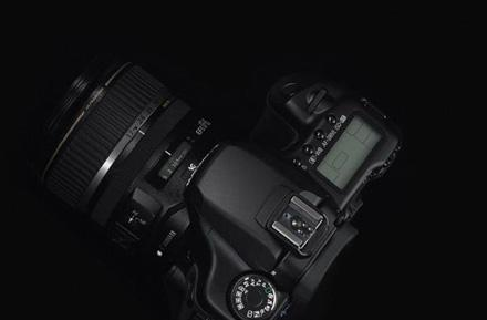 First shots of Canon's EOS 40D DSLR?