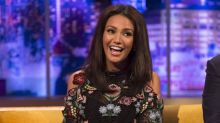 Michelle Keegan says sex scenes left her unable to look her Dad in the eye