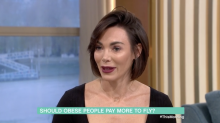 'This Morning' viewers outraged as guest says obese people should pay more to fly