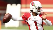 Kyler Murray hopes to stay hot for the Cardinals vs. Washington