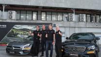 Mercedes-AMG E43 4MATIC 驚喜現身