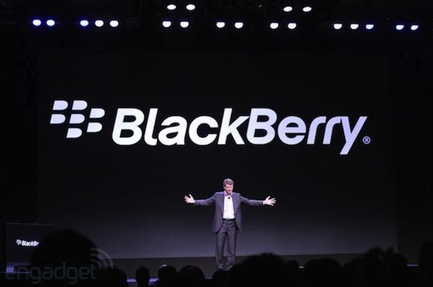 BlackBerry enters agreement for $4.7 billion sale of company to consortium led by Fairfax Financial