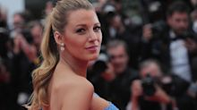 Blake Lively Just Painted Over Her 'Mrs. R' 'Engagement' Ring From Ryan Reynolds