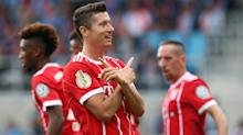 Bundesliga: Bayern boss Ancelotti reckons Lewandowski will finish career at Munich