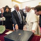 Trump Gave Pope Francis A Copy Of MLK Jr. Writings And The Irony Was Almost Too Much