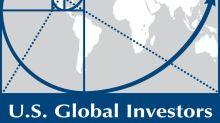 U.S. Global Investors Continues GROW Dividends
