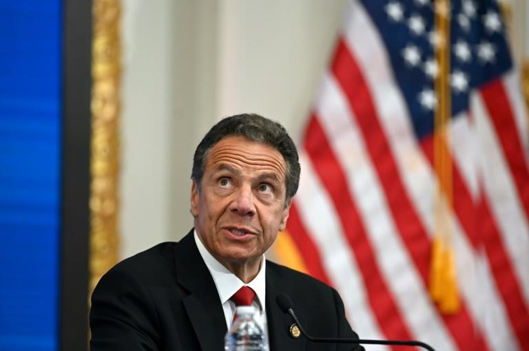 New York Governor Cuomo Eyes Death Benefits For Families Of Essential Workers